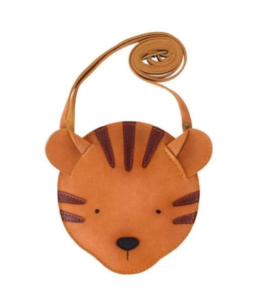 Donsje Britta Purse Tiger