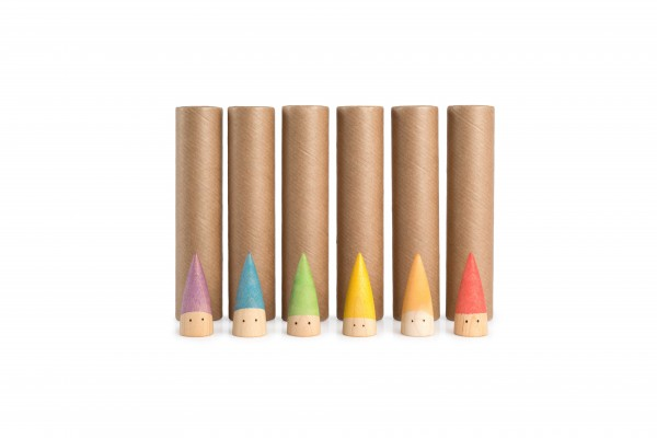 Grapat Holzfiguren Baby Sticks