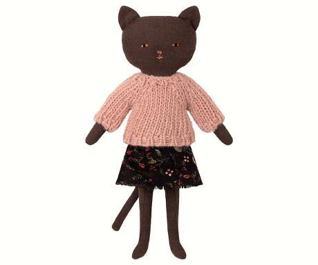 Maileg Katze Chatons Black