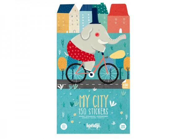 Londji Sticker Set My City