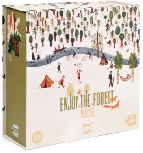 Londji Puzzle Enjoy The Forrest