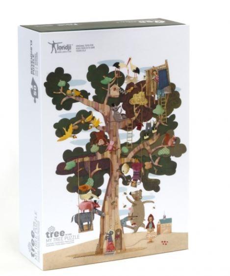 Londji Puzzle My Tree