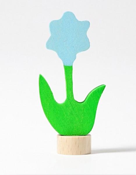 Grimm´s Stecker blaue Blume