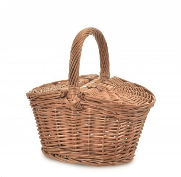 Egmont Toys Kleiner Weiden Picknick Korb