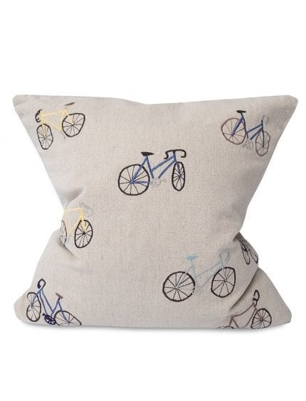 Fine Little Day Kissen Bezug Bicycle