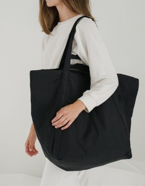 Baggu Reisetasche Travel Cloud Bag Black
