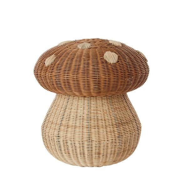 Oyoy Korb Mushroom Basket