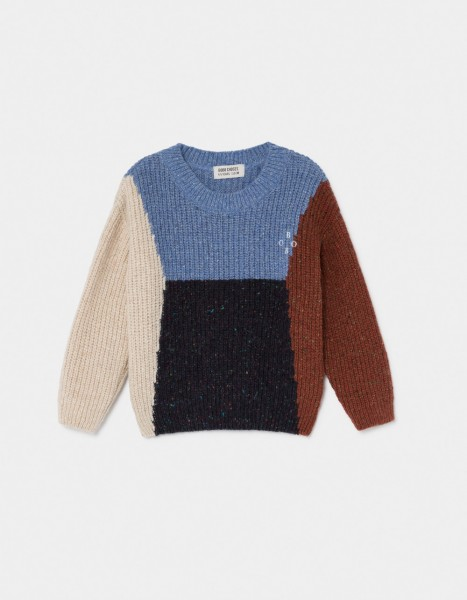 Bobo Choses Color Block Bobo Jumper