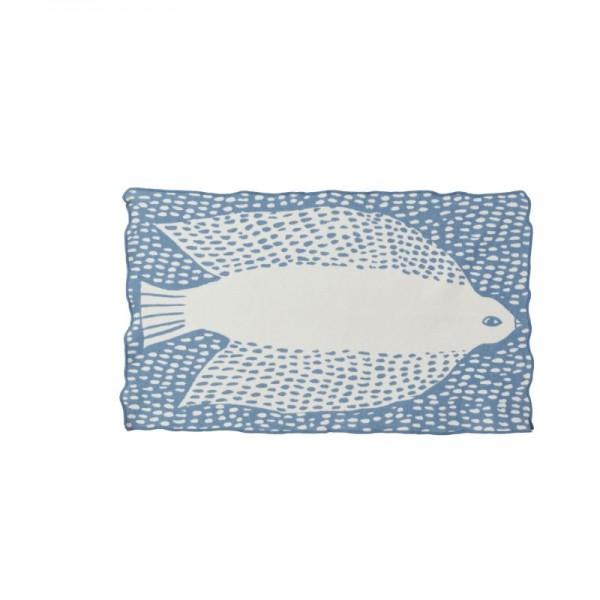 Donna Wilson Decke Bird Mini Baumwolle