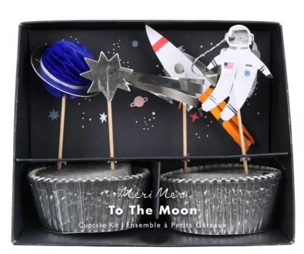 Meri Meri Cupcake Kit To the Moon