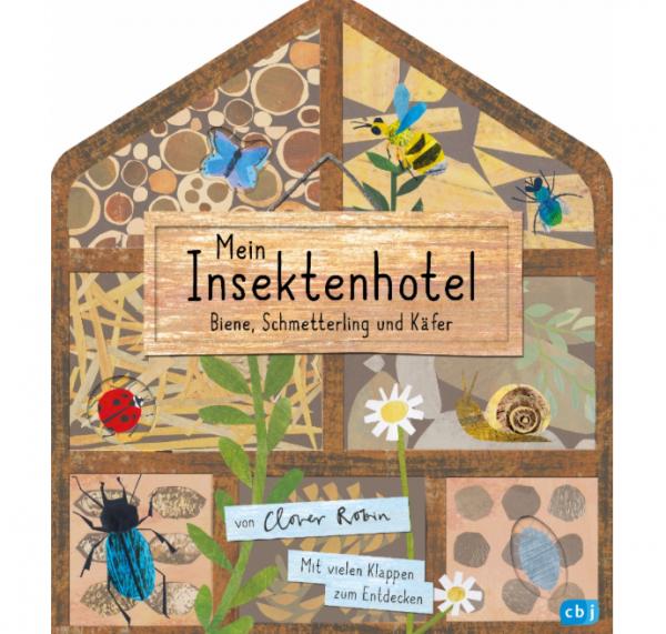 Buch Mein Insektenhotel