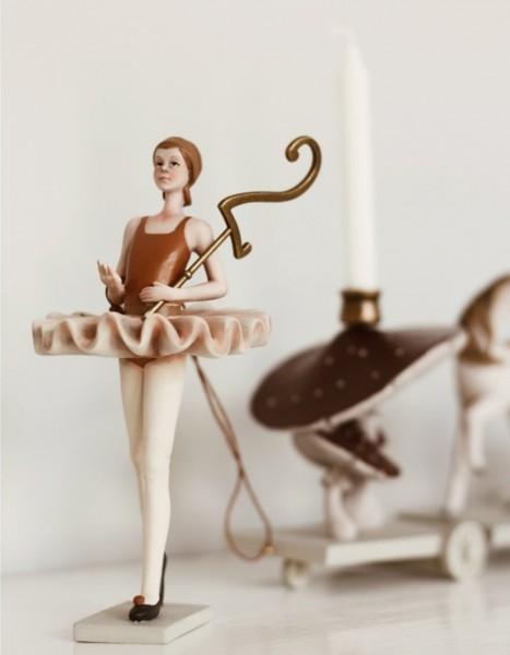 Konges Slojd Geburtstagszug Ballerina