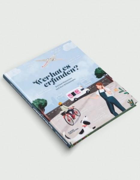 Buch Wer hat es erfunden