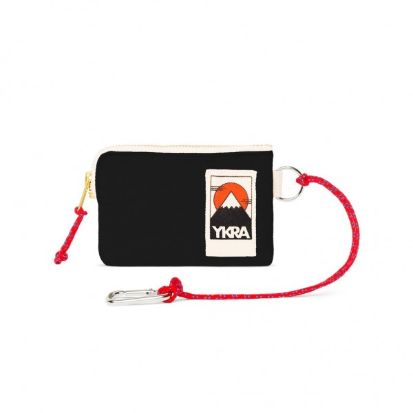 Ykra Mini Wallet Schwarz