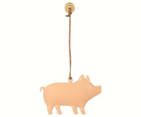 Maileg Anhänger Schwein Metall