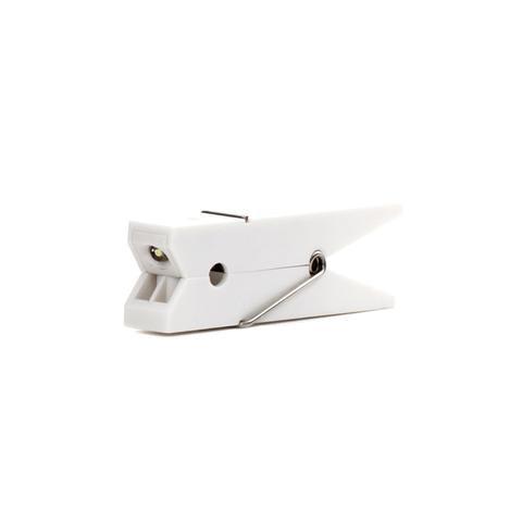 Clothespin Clip Light weiß