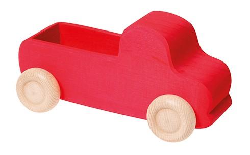 Grimm´s großer Lastwagen rot