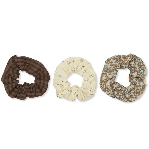 Konges Slojd Scrunchie Haarbänder Set small