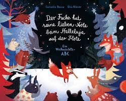 Buch Der Fuchs hat seine lieben Nöte beim Halleluja auf der Flöte