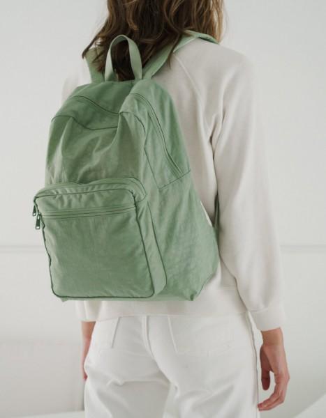 Baggu Rucksack School Backpack Sage