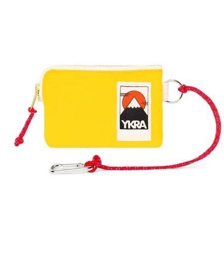 Ykra Mini Wallet Gelb