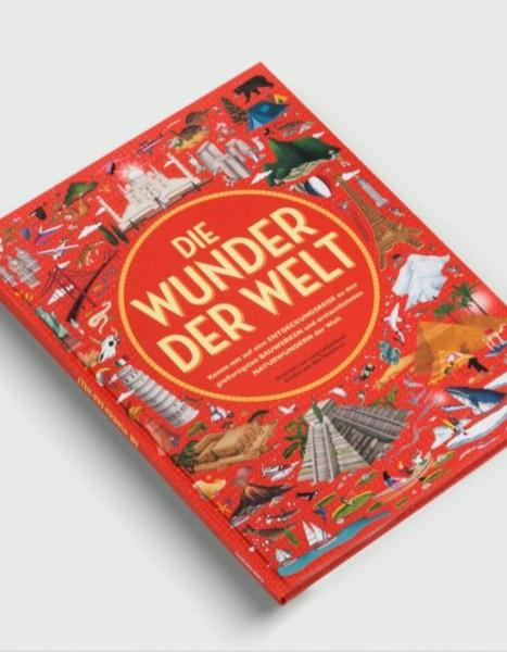 Buch Die Wunder der Welt