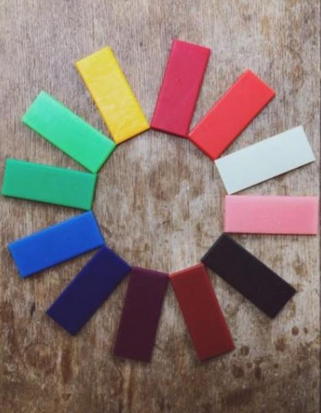 Stockmar Knetbienenwachs 12 Farben