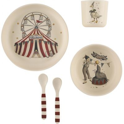 Konges Slojd Circus Dinner Set