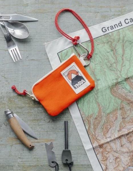 Ykra Mini Wallet Orange