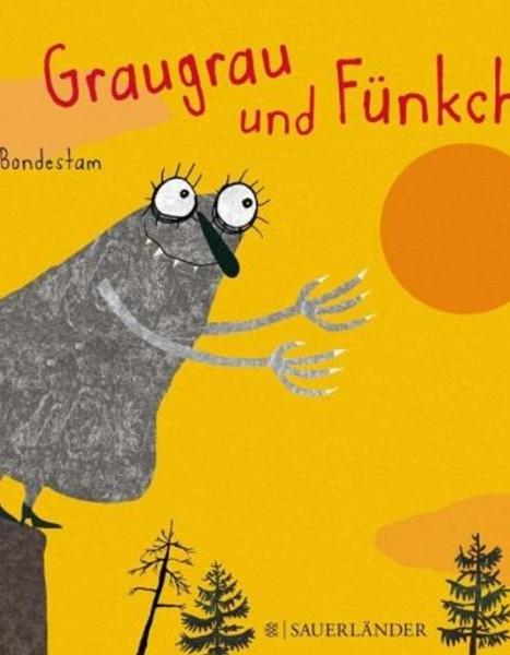 Buch Graugrau und Fünkchen