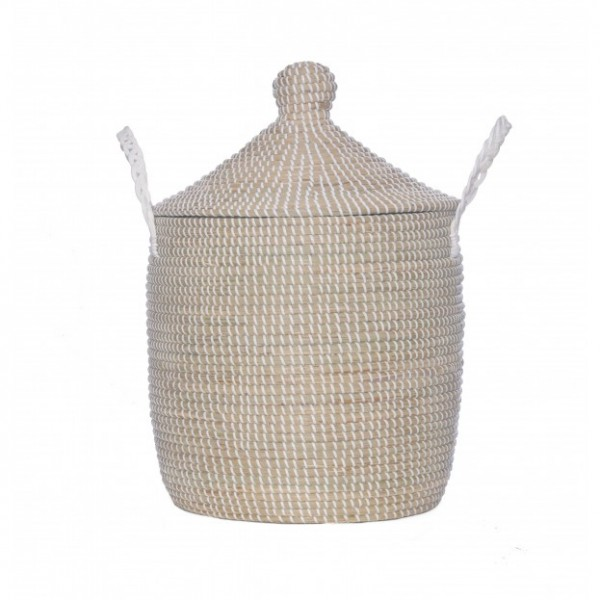 Olli Ella Neutra Basket Medium