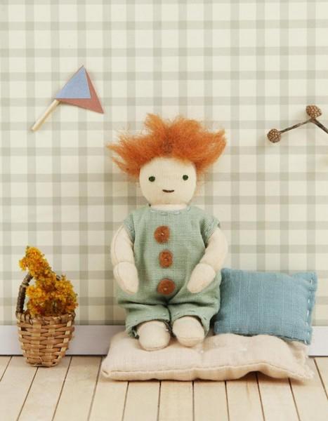 Olli Ella Holdie Folk Puppe Cliff