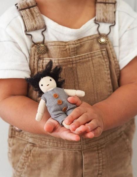 Olli Ella Holdie Folk Puppe Rei