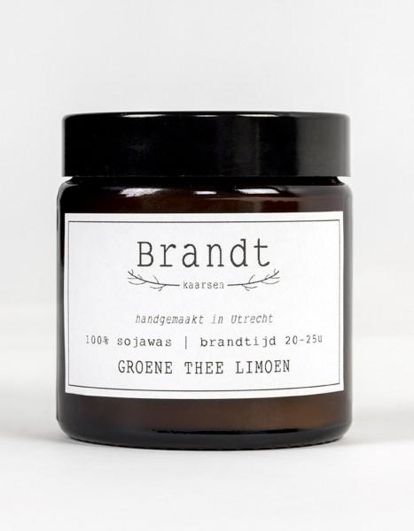 Brandt Kerze Green Tea Lime