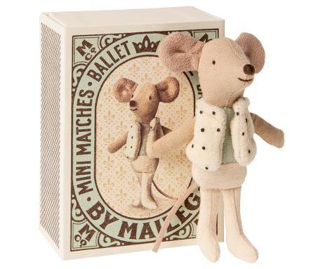Maileg Maus Dancer mit Schachtel