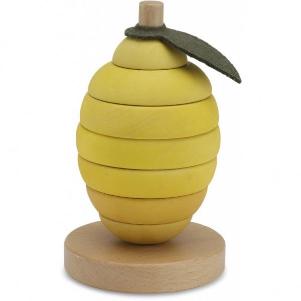 Konges Slojd Steckspiel Lemon