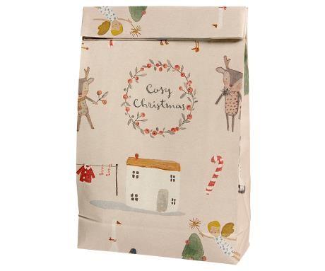 Maileg Geschenktüte Cosy Christmas Set 5