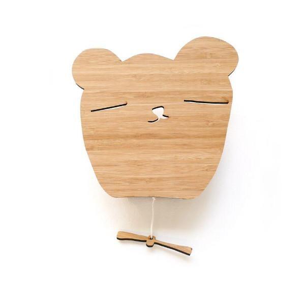 Ted & Tone Wand Spieluhr Bär
