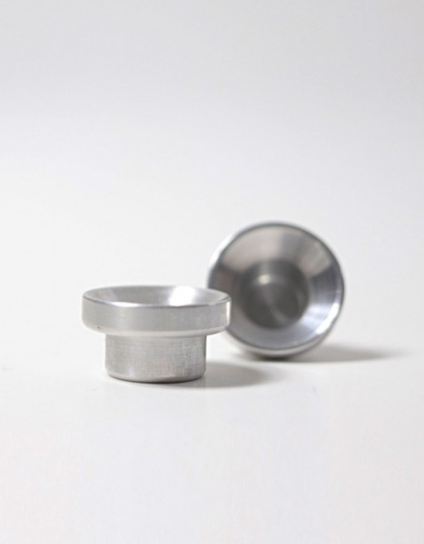 Grimm´s Aluminium Kerzenhalter für Geburtstagskranz