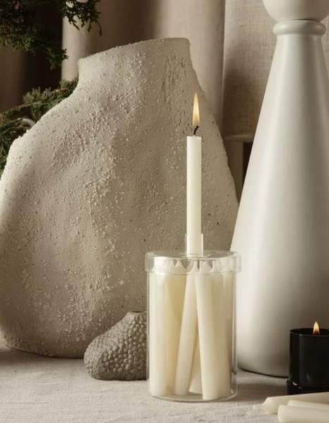 Ferm Living Countdown to Christmas off white