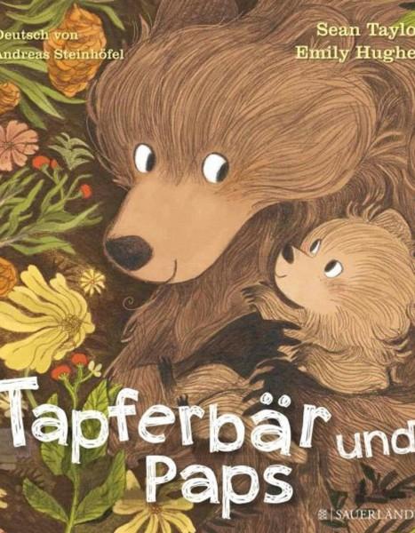 Buch Tapferbär und Paps