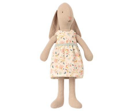 Maileg Hase Mädchen mini Schlappohr Flower Dress