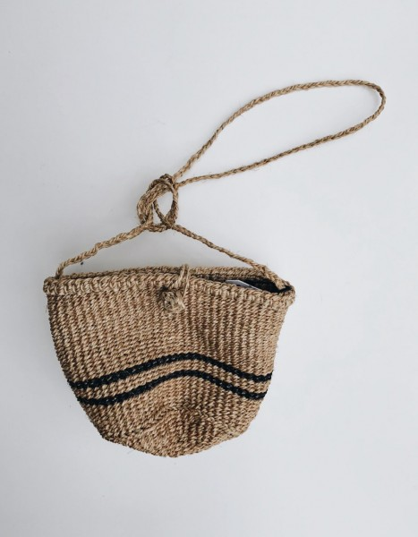 Noro Tasche Torchon Mini Tea Black