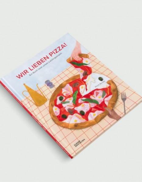 Buch Wir lieben Pizza
