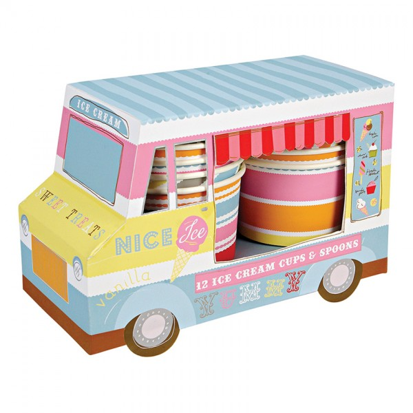 Meri Meri Ice Cream Van