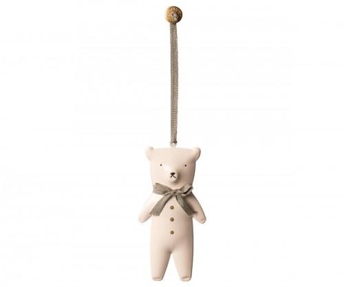Maileg Anhänger Teddybär Metall