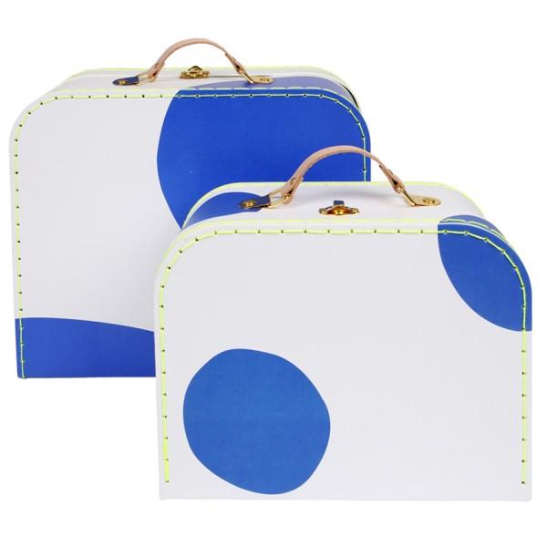 Meri Meri Kinder Kofferset blau 2 er