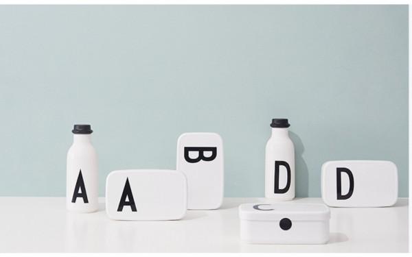 Design Letters Buchstaben Lunchbox