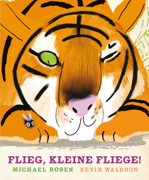 Buch Flieg, kleine Fliege