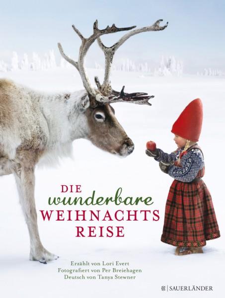 Buch Die wunderbare Weihnachts Reise